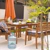 【ガーデンデザイン】家族の会話がはずむ庭
